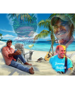 Jimmy Buffett Mousepad - $12.95