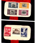 Stamps - 4 Bolovia Stamps & 3 Island Stamps - $3.50