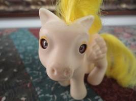Vintage 1986 Hasbro My Little Pony Baby Lofty Sleepy Eyes 3 inch Generat... - $88.88