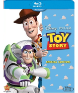 Disney/Pixar Toy Story (Two-Disc Special Edition Blu-ray/DVD) - $9.71