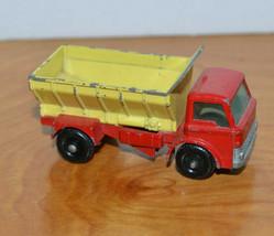 Vintage Lesney Matchbox Grit Spreader Truck No. 70B 1966 DIE-CAST Truck Toy - $9.09