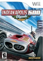 Indianapolis 500 Legends (Nintendo Wii) - $4.28
