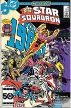All Star Squadron Comic Book #55 DC Comics 1986 NEAR MINT NEW UNREAD - $6.89
