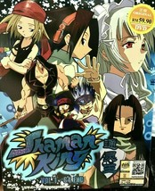 Shaman King Vol.1-64 End All Region English Subtitles Ship From USA