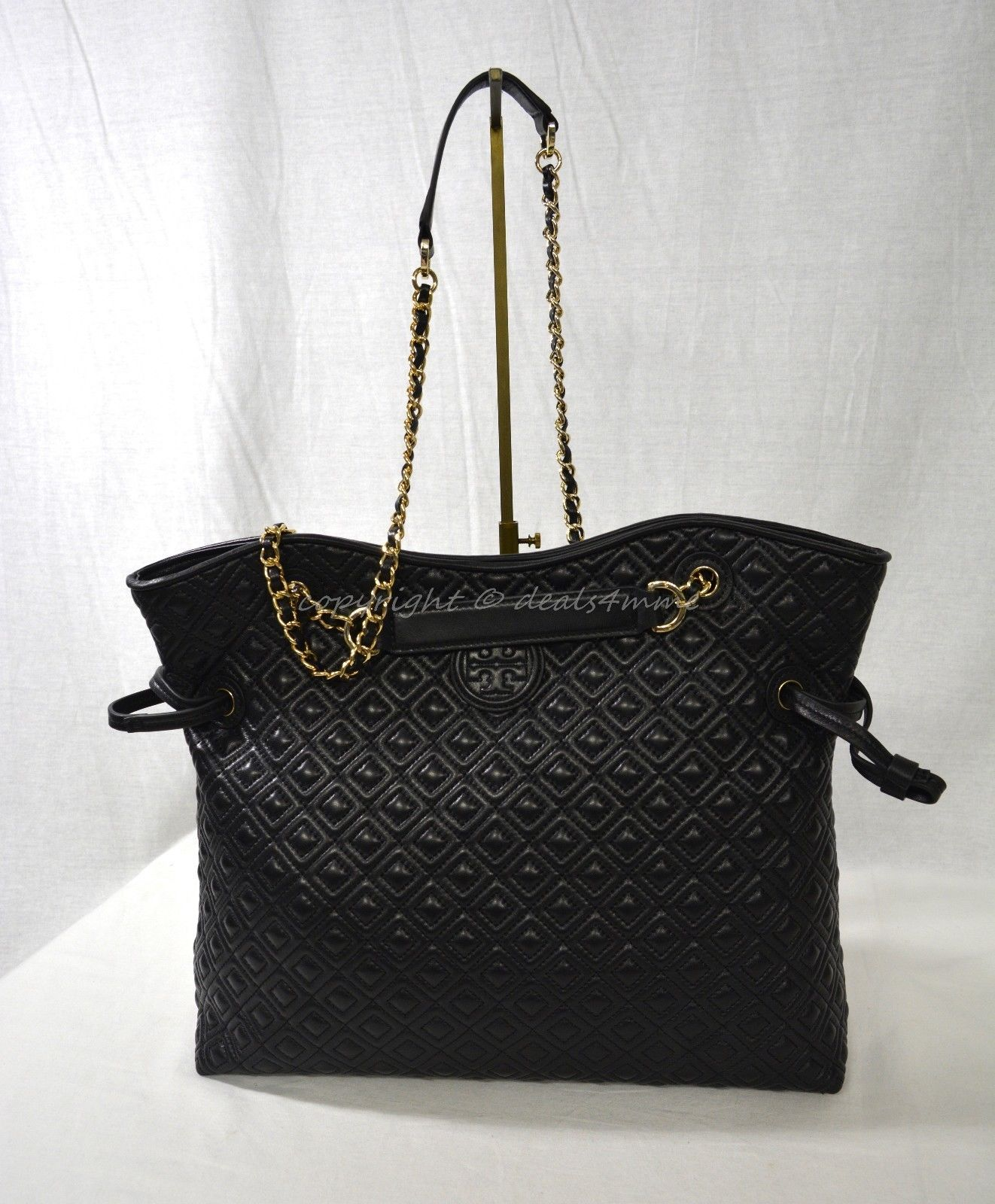 ba1e2bb22255 NWT! Tory Burch Marion Quilted Leather and 50 similar items