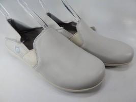Spenco Quincy MD Conv Sz 9 M (D) EU 42.5 Men's Professional Slip On Shoes Bone