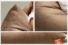 Bonita Relaxation Indoor Bean Bag Beanbag Pouch Cusion Sofa Chair (Brown) image 2