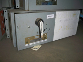 Continental FQV354 200A 3P 600V Fusible Panelboard Switch Used - $1,300.00