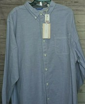TOMMY BAHAMA OXFORD ISLES BILLFISH MEN'S L/S SHIRT $110 - $36.99