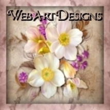 Beautiful White and Purple Daffodile Floral Template, Banner Avatar Set ... - $13.99
