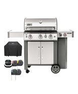 NEW Weber Genesis II S-345 3 Burner Gas Grill Model 61006599 **FREE SHIP... - $1,499.99