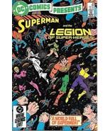 DC Comics Presents Comic Book #80 Superman DC Comics 1985 NEAR MINT - $3.99