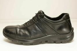 bama Size 9.5 Black Lace Up Bicycle Toe Men's EUR 43 - $32.00