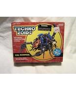 Techno Zoids EVIL SCORPION Motorized Construction System - $51.48