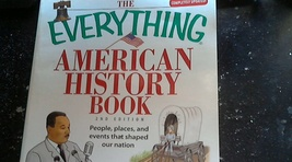 The Everthing American History Book (2nd Edition) (2001 PaperBack) - $4.00