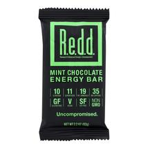 Redd Mint Chocolate Energy Bars  - 1 Each - 12 Ct - $47.97