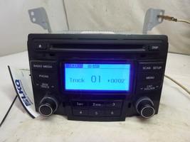 11 12 2011 2012 Hyundai Sonata Radio Cd MP3 Player 96180-3Q700 VR738 - $25.99
