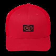 San Francisco hat / 49ers hat // San Francisco Trucker Cap Cap image 1