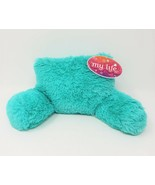 My Life As Unicorn Soft Plush Doll Lounge Pillow - New - Teal - $19.99