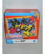 Transformers Animated puzzle New In The Box - $12.99