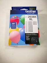 Brother Genuine LC203 Black Ink Cartridge, High Yield (LC203BK XL) - $15.99