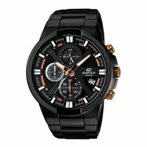 Casio Edifice Chronograph Black Dial Men's Watch - EFR-544BK-1A9VUDF (EX... - $223.23