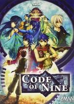 Code of Nine Board Game - $16.49