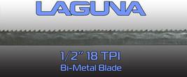 "BiMetal Bandsaw Blade Metal Wood Cutting 1/2"" X 18 TPI X 170""  Band Saw ... - $76.50"