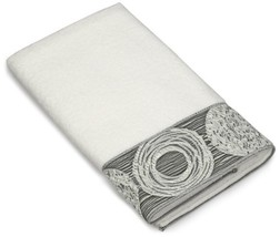 Avanti Linens Galaxy Hand Towel, White - $19.39