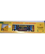 Crayola Big Rig  18 Wheeler Truck - Limited Edition Collectible  4 th Ed... - $24.95