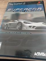Sony PS2 SuperCar Street Challenge (no manual) image 1