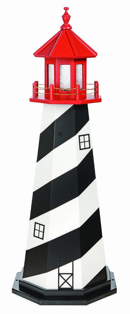 Primary image for ST. AUGUSTINE LIGHTHOUSE - Anastasia Island Florida Working Replica AMISH USA