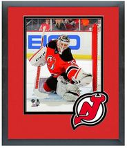 "Cory Schneider 2013-2014 New Jersey Devils - 11"" x 14"" Matted and Framed Photo  - $42.95"