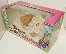 Treasure Troll Newborn Vintage 90s Collectible Toy Doll Pink Star Wishst... - $44.53
