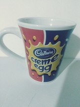 Cadbury Creme Egg Coffee Cup Mug Dishwasher Safe - $24.99