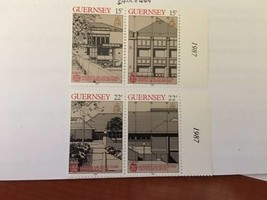 Guernsey Europa 1987 mnh   stamps  - $1.90
