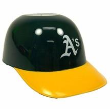 MLB Oakland Athletics Mini Batting Helmet Ice Cream Snack Bowl Single - $5.95