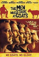 The Men Who Stare at Goats (DVD, 2010)