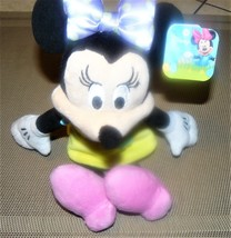 """Disney Minnie Mouse Spring Plush 8"""" from Just Play 2015 NWT - $7.80"""