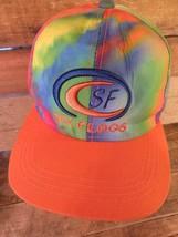 SIX FLAGS Tie Dye Theme Park Adjustable Youth Hat Cap - $9.89
