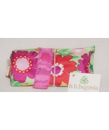 B. B. Begonia Floral Environmentally Friendly Self Storing Reusable Eco Bag - $5.50