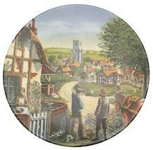 Bradford Exchange Royal Doulton Journey Through The Village by Mick Bensley - Ro - $31.85