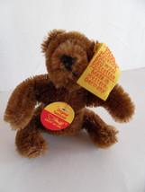 Steiff bear Teddy bear miniature mohair  brown all Ids Germany 2020 - $48.61