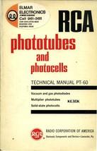 RCA Phototubes and Photocells * PT-60 * 1963 * CDROM * PDF - $9.99