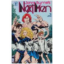 John Byrne's Next Men #0 Dark Horse Comics February 1992 - $5.00