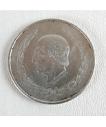 1952 Mexico 5 Peso Mexican Cinco Pesos - $21.99