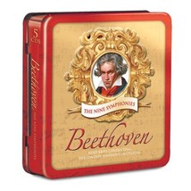 Beethoven: The Nine Symphonies (Tin Can) - $37.00