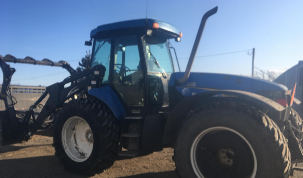 2012 NEW HOLLAND TV6070 For Sale In Hamill, South Dakota 57534