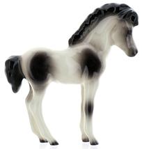 Hagen-Renaker Specialties Ceramic Horse Figurine Pinto Pony Colt Standing