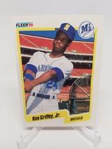 1990 Fleer Baseball Ken Griffey Jr #513 - $0.98